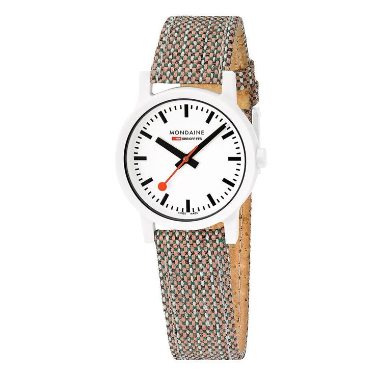 essence, 32 mm, sustainable watch for men and women, MS1.32110.LG