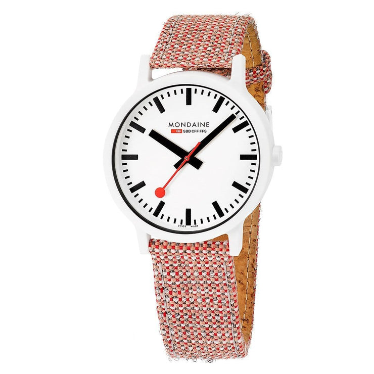 essence, 41 mm, sustainable watch for men and women, MS1.41110.LP