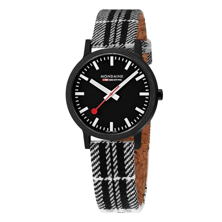 essence, 41 mm, sustainable watch for men and women, MS1.41120.LB