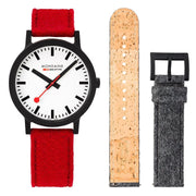 essence Set, 41 mm, sustainable watch for men and women, MS1.41110.LC.SET,4