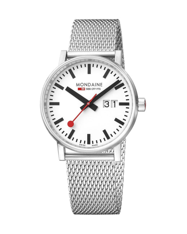 evo2, 40 mm, stainless steel watch, MSE.40210.SM