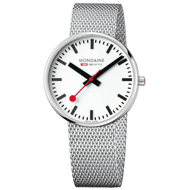 Giant, 42 mm, stainless steel watch, MSX.4211B.SM