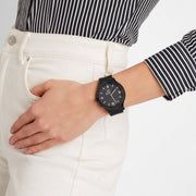 Helvetica Bold, 43 mm, black casual watch, MH1.B1221.NB,3