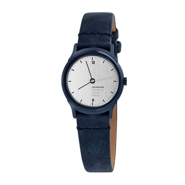 Helvetica Light, 26 mm, minimalist watch for women, MH1.L1110.LD