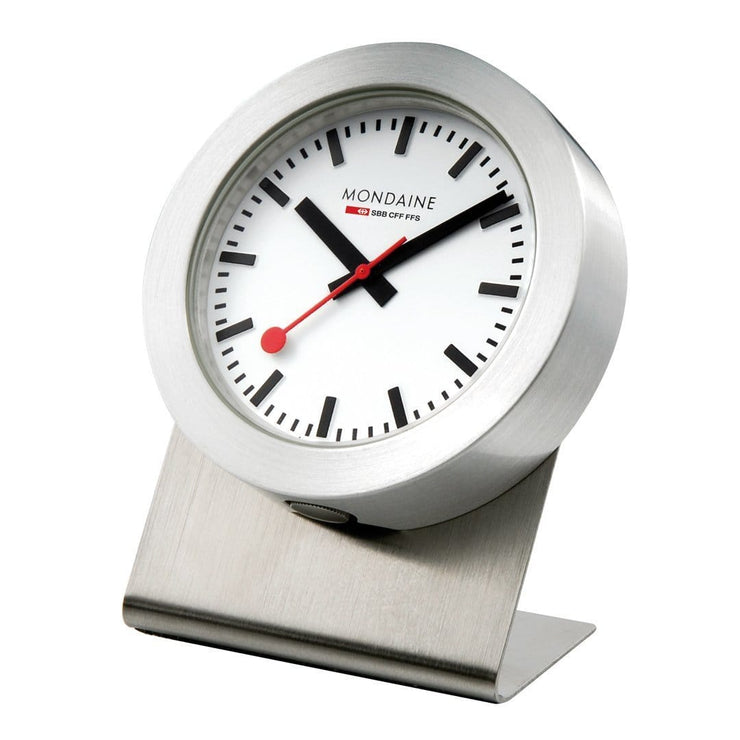 Magnet clock, 50 mm, table and kitchen clock, A660.30318.81SBB