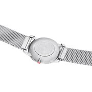Simply Elegant, 36 mm, stainless steel watch, A400.30351.16SBM,5