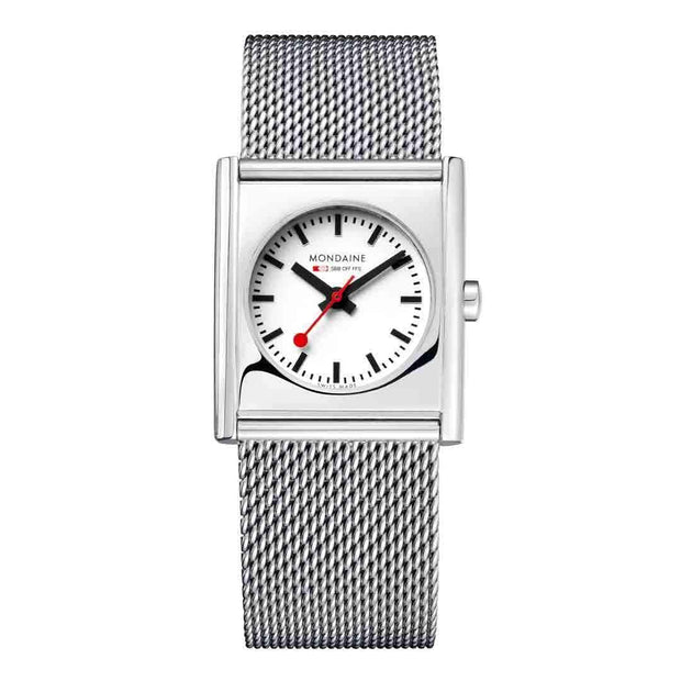 Specials, 24x27 mm, stainless steel watch, A658.30320.16SBM