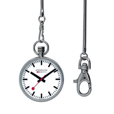 Specials, 43 mm, stainless steel, pocket watch, A660.30316.11SBB