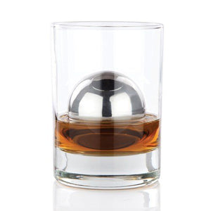 Ice Stainless Steel Whiskey Ball
