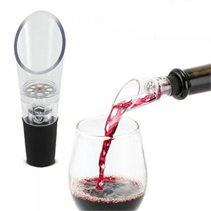 Aerial Aerating Pourer