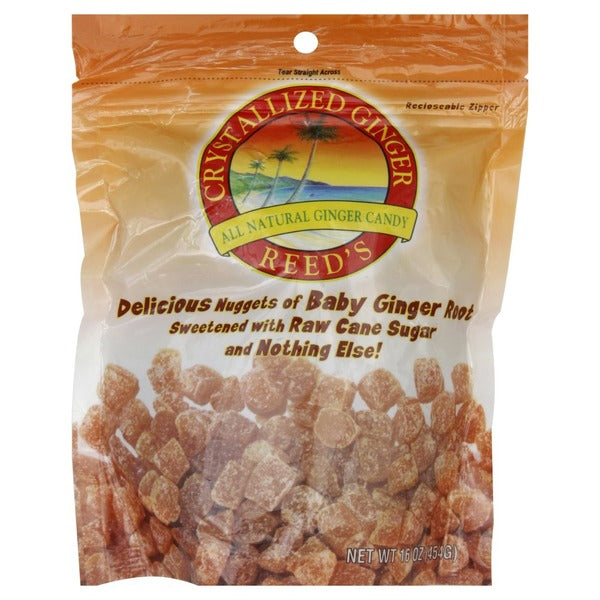 Ginger Crystallized Candy