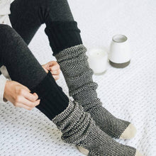 Load image into Gallery viewer, Knit Lounge Socks