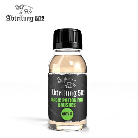 Abteilung502 Magic Potion for Brushes 100 ml