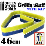 Green Stuff Tape 18 inches WITH GAP