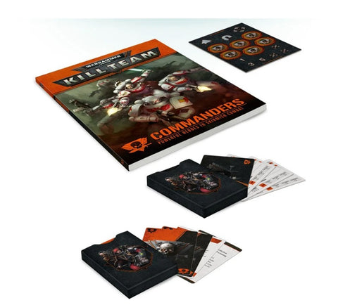 Kill Team: Commanders Expansion Set (Francais)