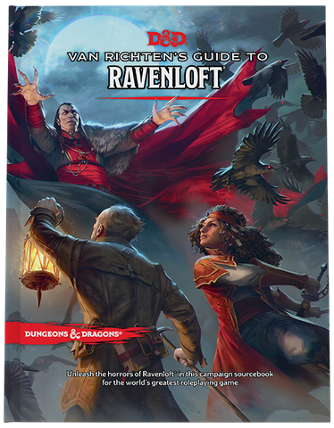 Dungeons & Dragons: Van Richten's Guide to Ravenloft (2021-05-18)