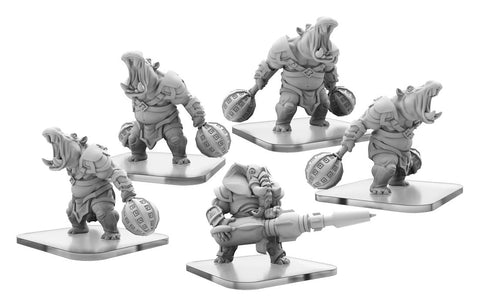 MONSTERPOCALYPSE BASHERS/BLASTER LEGION OF MUTATES (2021-01-29)