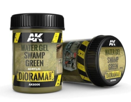 AK Water Gel Swamp Green