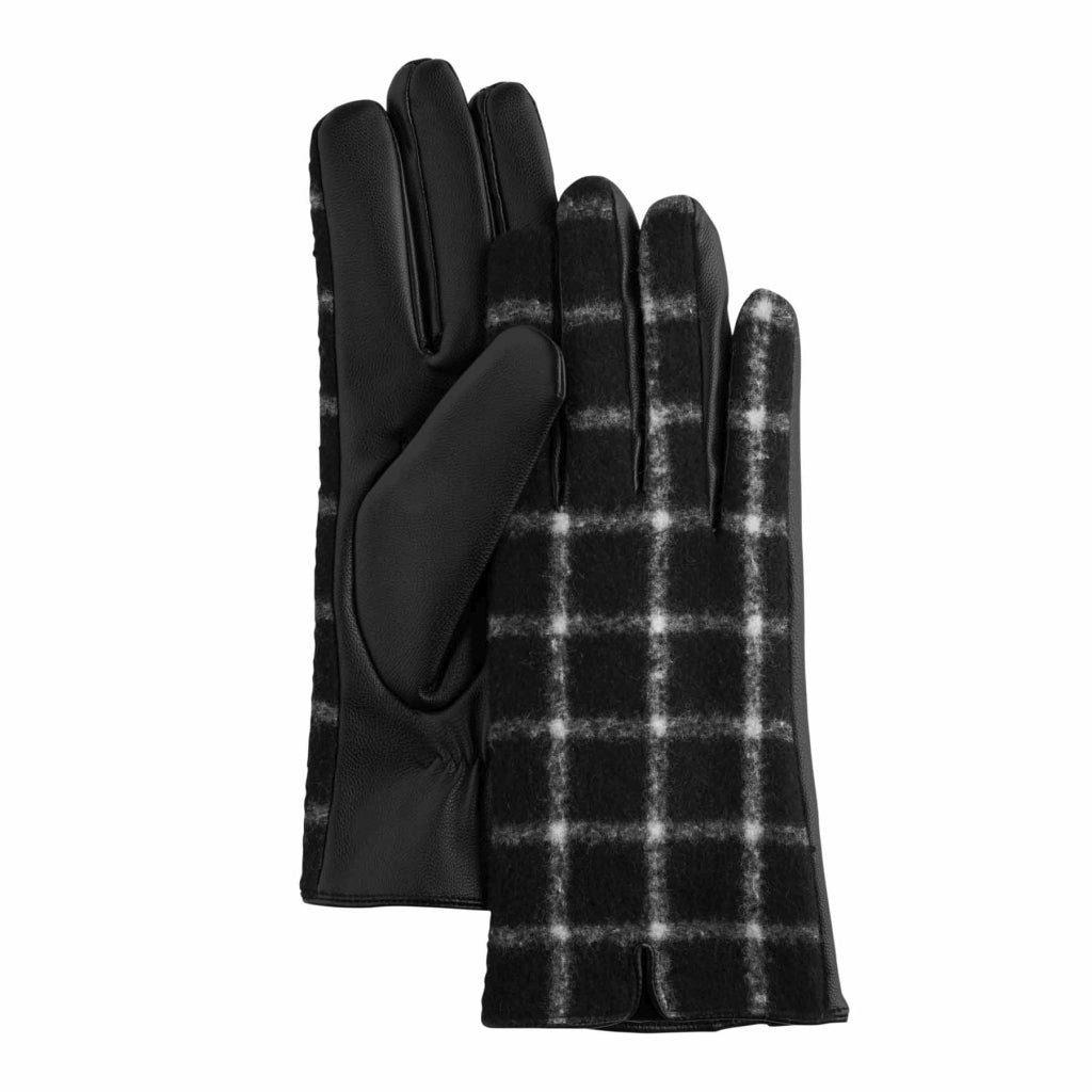 Window Pane Glove BK