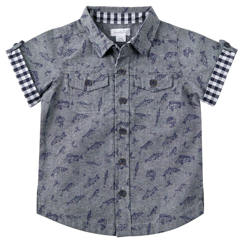 Fishing Resort Shirt
