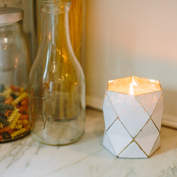 Sweet Grace Diamonds Candle #19