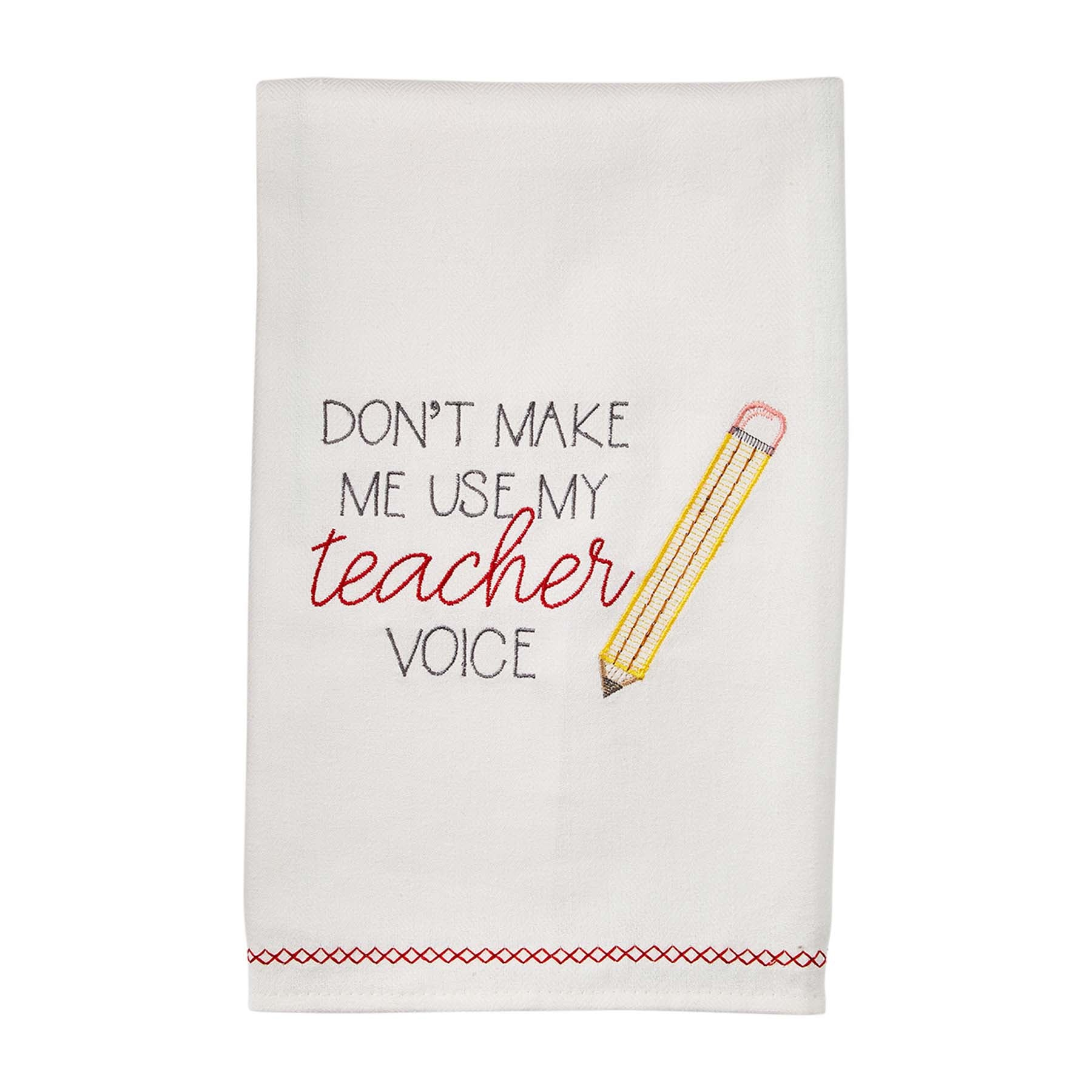 A Teacher Hand Towel