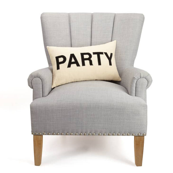 Party Applique Pillow