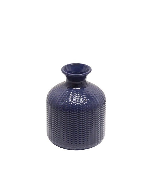 Bottle Vase Blue SM