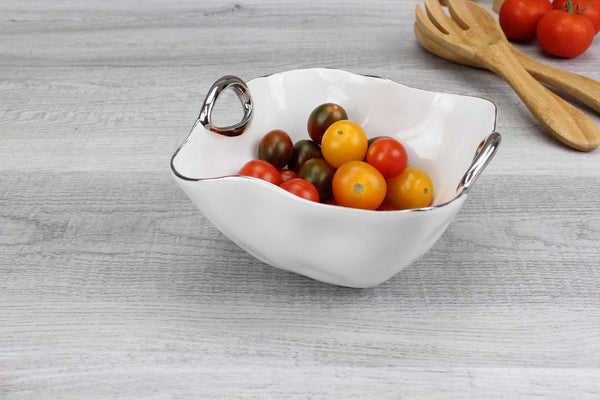 Handle w/ Style Small Bowl