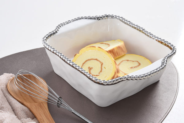 Salerno Square Baking Dish