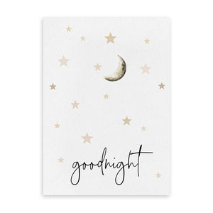 Goodnight Sign 5x7