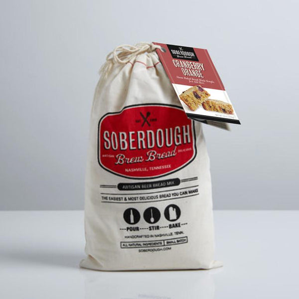 Soberdough Cranberry Orange