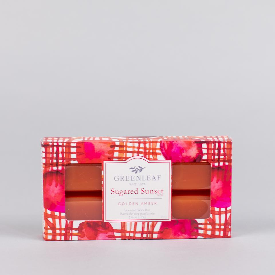 Sugared Sunset Wax Bar