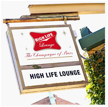 Coaster: The High Life Lounge