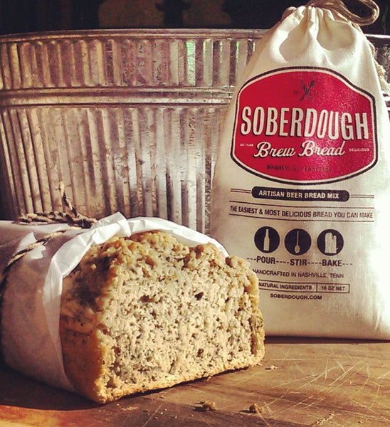 Soberdough Rosemary Brew