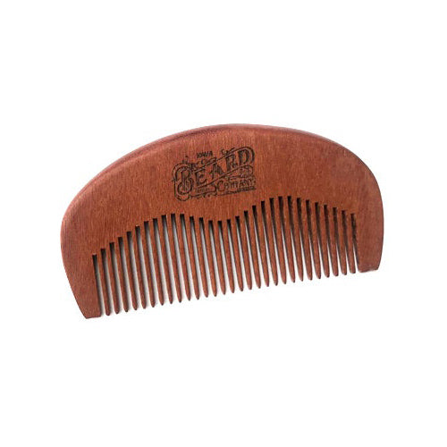 Beard Comb Wood