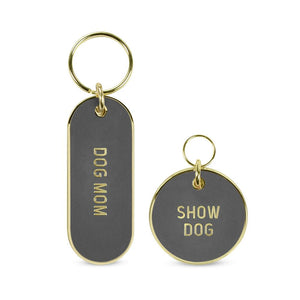 Howligans Keychain Set - Dog Mom