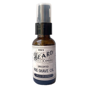 Iowa Beard Co. Pre-Shave Oil