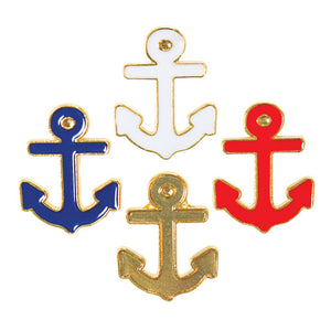 Anchor Drink Charms Set of 4
