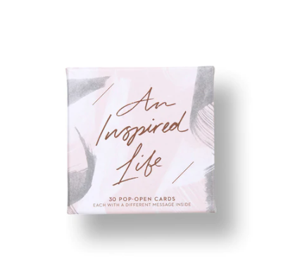 An Inspired Life Thoughtfulls