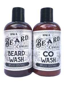 Beard Wash Unscented