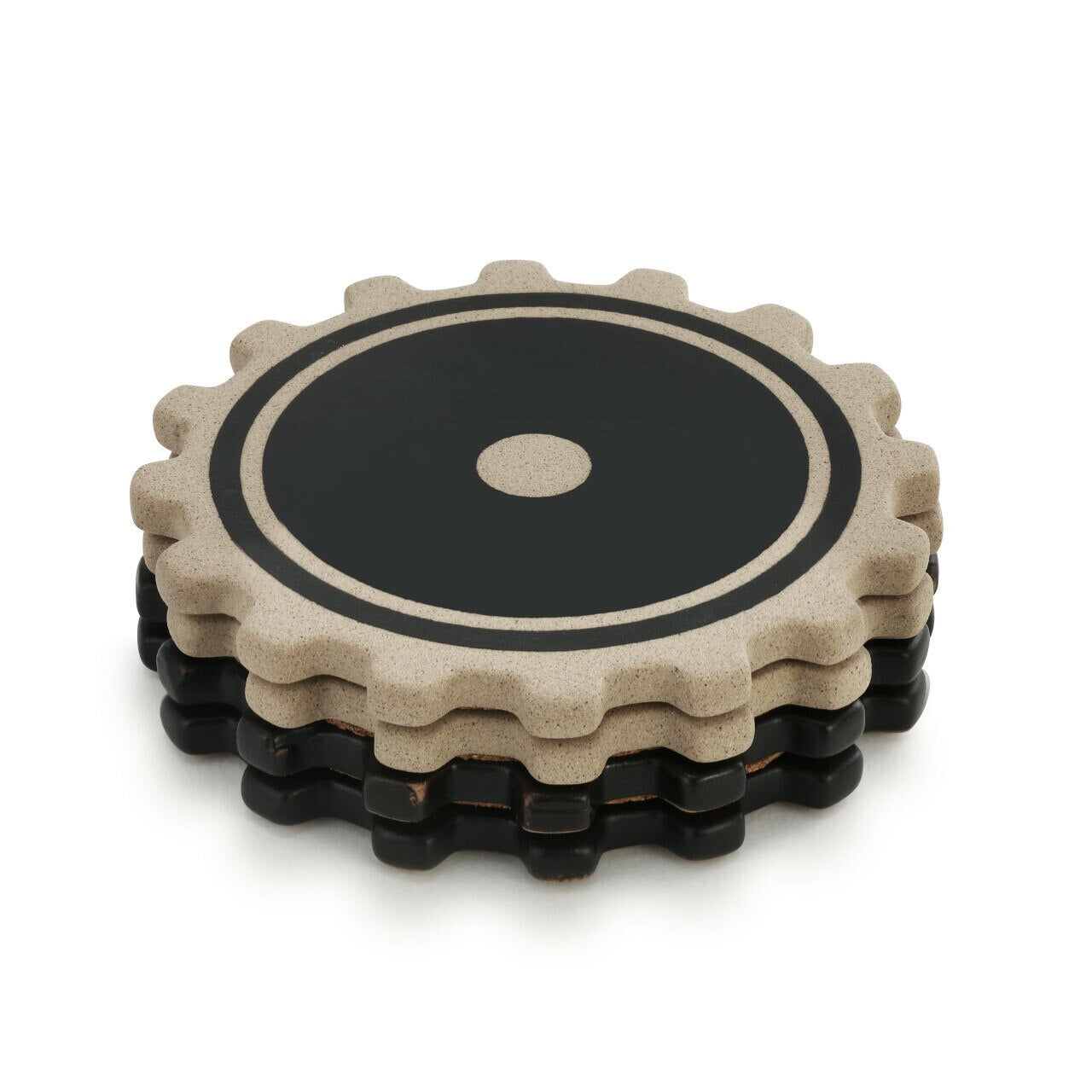 Gear Coasters - Set of 4