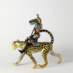 Load image into Gallery viewer, Delaire Graff Estate, Africa Nova- Ardmore King, Cheetah Rider