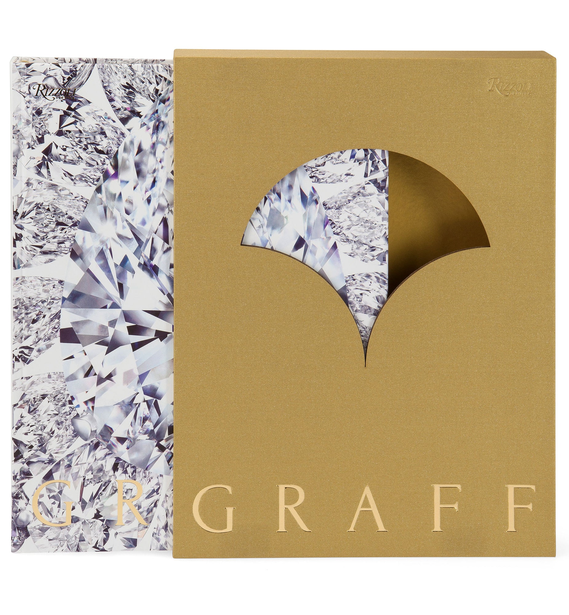 Buy GRAFF Diamond coffee table book from Delaire Graff Estate online store