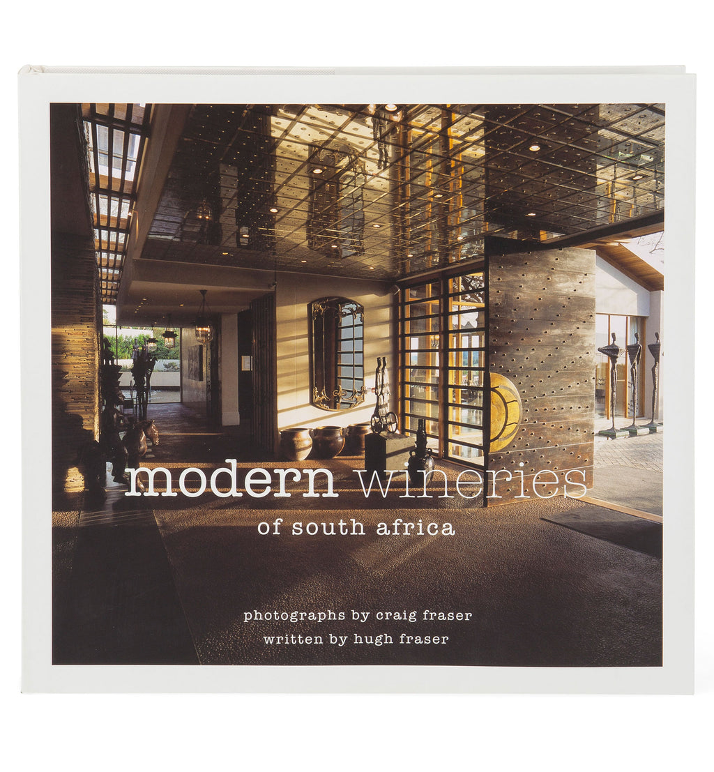 Buy Modern Wineries of South Africa Coffee Book from Delaire Graff Estate online store
