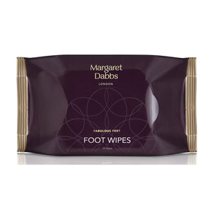 Delaire Graff Estate Spa, Margaret Dabbs Foot Cleansing Wipes