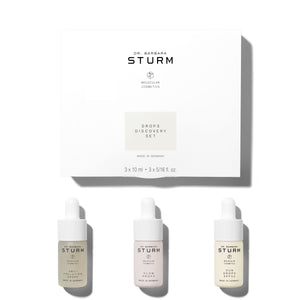Buy Dr. Babara Sturm Drops Discovery Set wellness products from Delaire Graff Estate online store