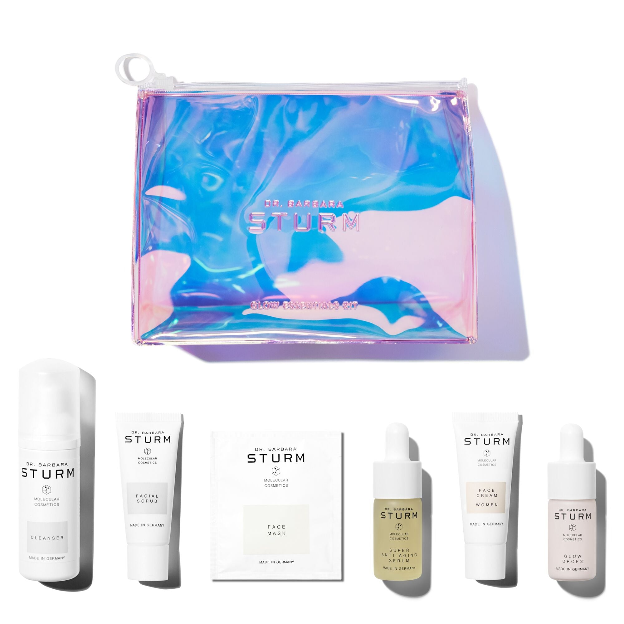 Buy Dr. Babara Sturm Glow Essentials Kit wellness products from Delaire Graff Estate online store