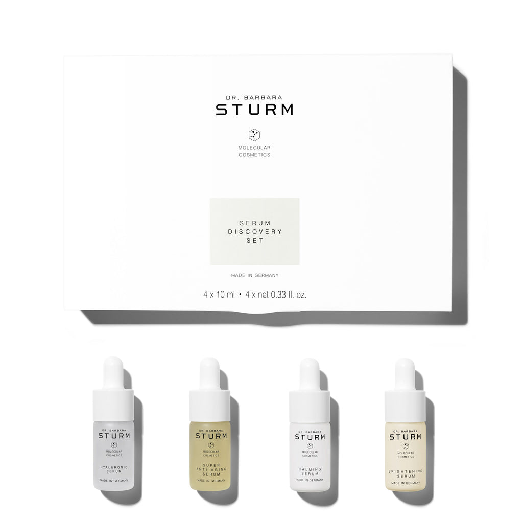 Buy Dr. Babara Sturm Serum Discovery Set wellness products from Delaire Graff Estate online store