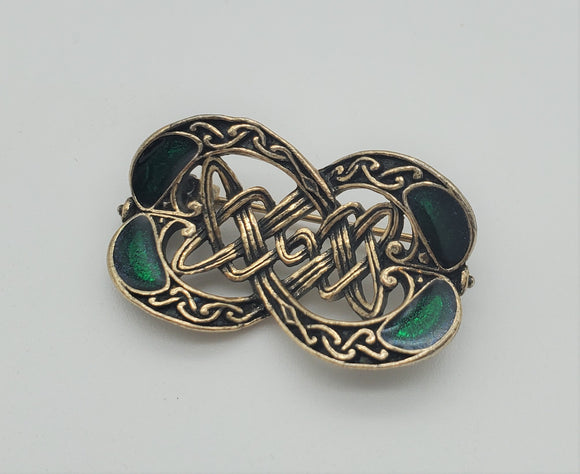 Miracle Celtic Pin